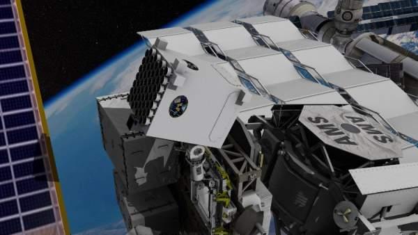 NICER được gắn vào trạm ISS.